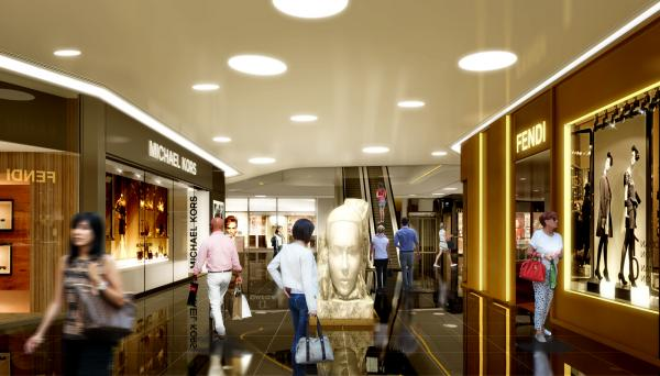 Dunnett Craven Architects - Essentia Mall